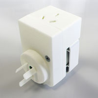 Australian version of the Green Adaptor released