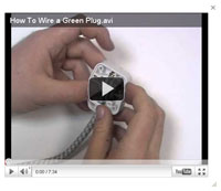 How to Wire a Green Plug